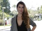 Alinne Moraes comemora papel em Além do Tempo: 'É minha 1ª mocinha'