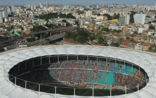 fonte nova (Foto: Mateus Pereira/GovBA)