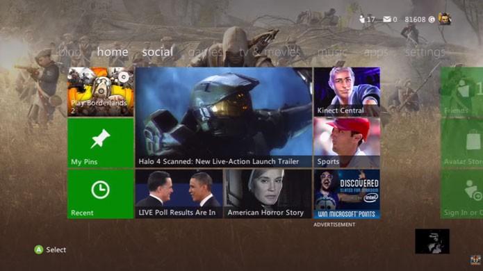 Assassins Creed está entre os melhores temas para Xbox 360 (Foto: Reprodução/Youtube)