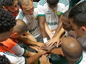 Cuiabá, jogadores (Foto: Pedro Lima/Cuiabá Esporte Clube)