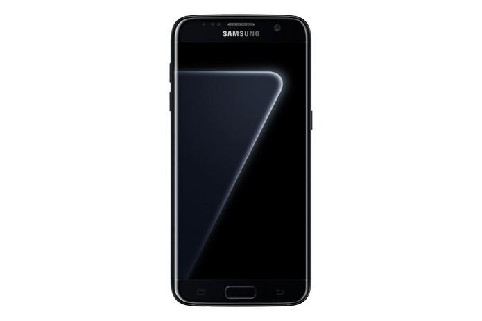 Galaxy S7 Edge Black Piano (Foto: Divulgação/Samsung)