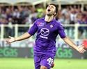 Rossi volta a balançar as redes, e Fiorentina bate o Catania na estreia
