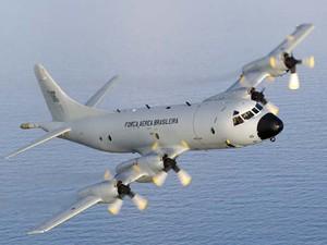 P-3AM Orion, avião que será utilizado no patrulhamento da região do pré-sal (Foto: Divulgação/FAB)
