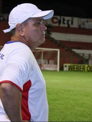 Ronaldo Bagé, Cianorte (Foto: Divulgação/ Site oficial do Cianorte)