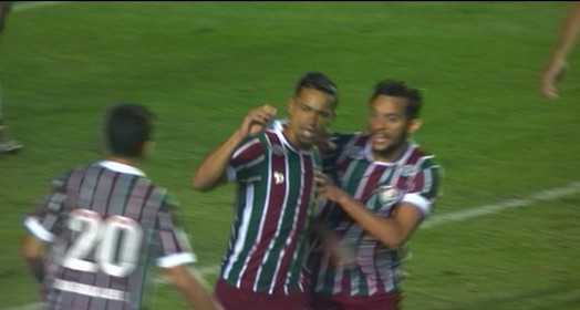 Gol do Fluminense!