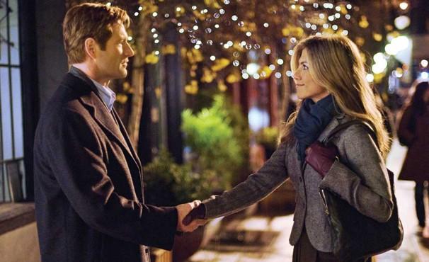 Filme é protagonizado por Jennifer Aniston e Aaron Eckhart (Foto: Divulgação / Reprodução)