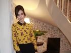 Veja o estilo das atrizes na coletiva de imprensa de 'Império'