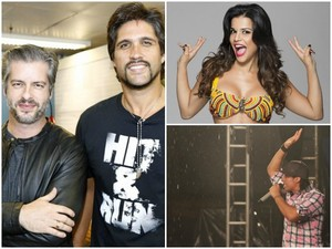 Contratos de shows de Victor e Leo, Babado Novo e Cavaleiros do Forró serão investigados pelo MP-AC (Foto: G1)