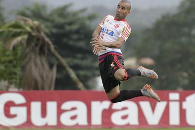 Emerson Sheik (Foto: Gilvan de Souza / Flamengo)