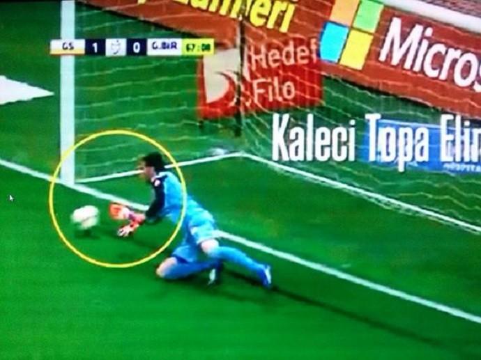BLOG: Lance de gol do Galatasaray levanta suspeita de manipulação na Turquia