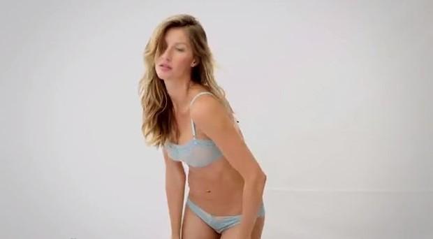 Gisele Bundchen  (Foto: Reprodução / Youtube)