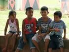 Índios de aldeia em Avaí se previnem contra o mosquito Aedes aegypti