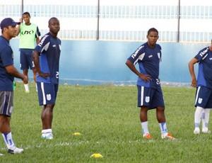 Treino treinamento Goytacaz (Foto: Ag. Ururau/Divulgação)