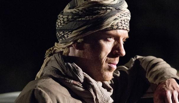 Missão de Brody (Damian Lewis) como agente duplo era atravessar a fronteira e pedir asilo ao Irã (Foto: Divulgação/Reprodução)