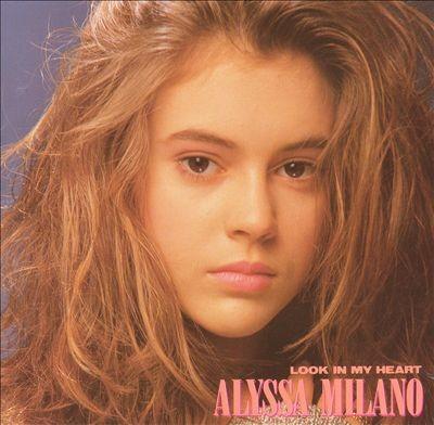 Alyssa Milano - 'Look In My Heart' (Foto: Divulgação)
