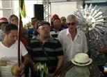 Corpo do cantor e compositor Papete é cremado em S.J. de Ribamar no MA