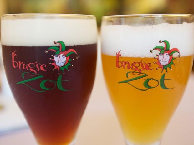 Cervejas belgas: a atração da feira (Foto: Divulgação)