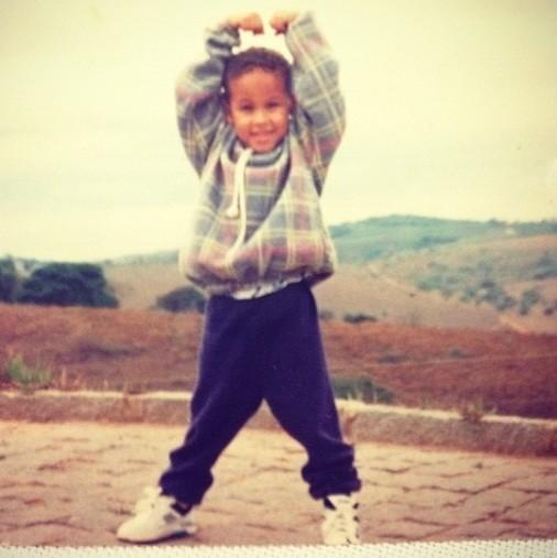 Neymar criança