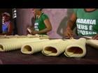 Em Abaetetuba, padaria tem ritmo acelerado na produção de rosquinhas
