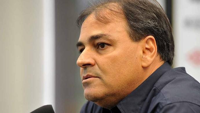 Nei Pandolfo, gerente de futebol do Santos (Foto: divulgação Santos FC)