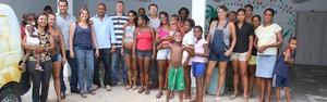 Doações continuam chegando para vítimas das chuvas em Araruama (Camilo Mota/ Prefeitura de Araruama)