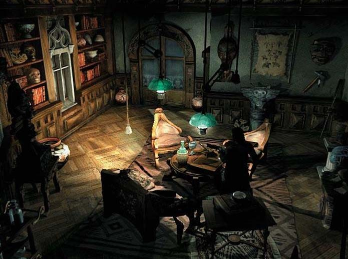 Alone in the Dark: The New Nightmare (Foto: Reprodução)
