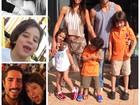 Marcos Mion sobre o filho mais velho: 'Faz parte do spectrum autista'