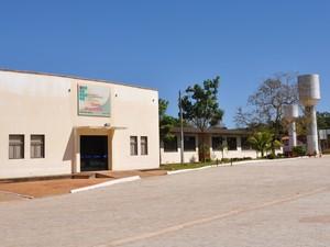 IFTO de Paraíso do Tocantins abriu processo seletivo para 2014 (Foto: Divulgação/IFTO)