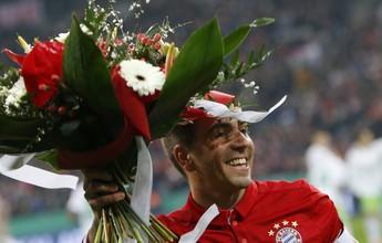 """Philipp Lahm esclarece aposentadoria: """"Não poderei mais jogar em alto nível"""""""