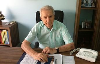 Troféu de campeão mato-grossense leva o nome de Dr. Carlos Orione