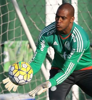 Jailson tem contrato com o Palmeiras até o fim deste ano (Foto  Fabio  Menotti Ag.Palmeiras Divulgação). 7d760b9f6ccf3