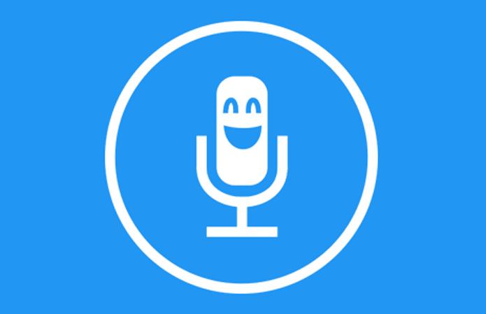 Aplicativo Muda a Voz com Efeitos envia mensagens divertidas para seus amigos (Foto: Divulgação)