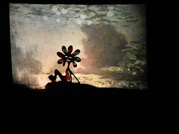 Domingo a peça de sombras A Polegarzinha sobe ao palco às 16h. (Foto: Maike Vinicius/ Arquivo Pessoal)