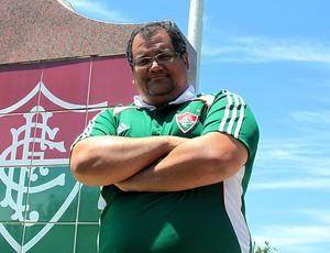 Fernando Simone gerente Xerém Fluminense (Foto: Ralff Santos / Site Oficial do Fluminense)