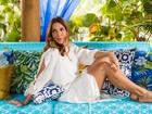 Ivete Sangalo conta como concilia carreira e maternidade: 'Faço escolhas'
