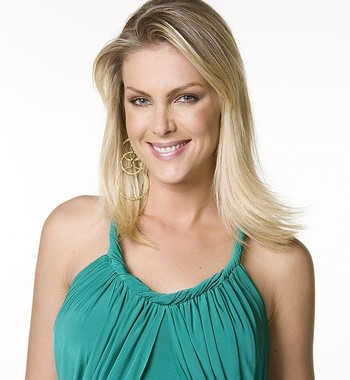 Ana Hickmann - apresentadora volta a modelar  (Foto: Divulgação)