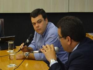 José Almeida Fontes, que já foi vice-prefeito de Riachão do Dantas  (Foto: Tássio Andrade/G1)