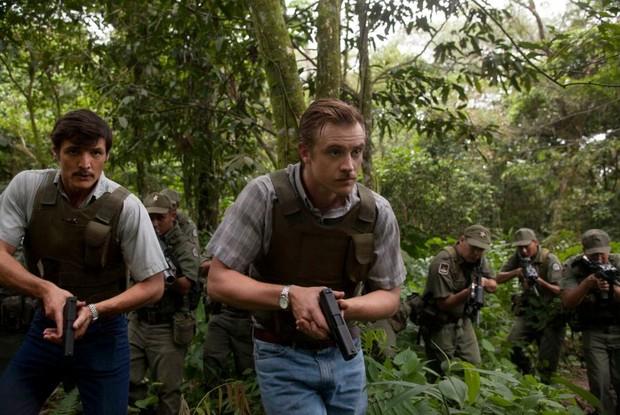 Pedro Pascal e Boyd Holbrook em Narcos (Foto: Divulgação/Netflix)