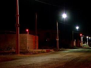 Crime aconteceu no bairro de Bela Parnamirim   (Foto: Reprodução/Inter TV Cabugi)