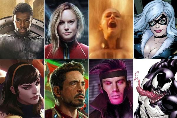O universo Marvel promete jornadas épicas nos próximos anos  (Foto: Reprodução)