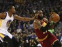 """Às vésperas do primeiro jogo da final, LeBron vê Cavs com """"boas chances"""""""