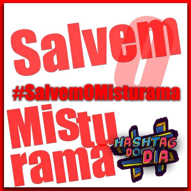 #HashtagDoDia:Salvem O Misturama (Foto: Malhação / TV Globo)