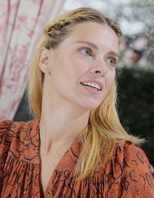 Carol Dieckmann (Foto: Alexandre Campbell / GNT)