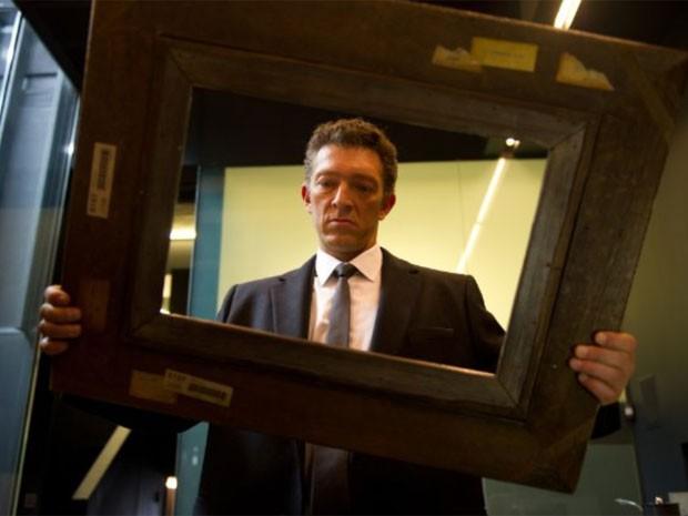 Vincent Cassel vive o gângster Franck no filme 'Em transe', de Danny Boyle (Foto: Divulgação)