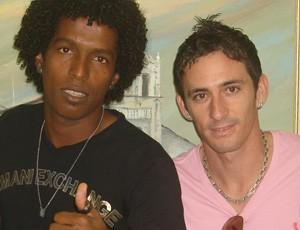 Gil Baiano e Ronicley (Foto: Divulgação/Vilavelhense)