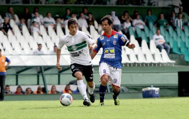 Coritiba Cianorte campeonato paranaense robinho (Foto: Divulgação/site oficial do Coritiba Foot Ball Club)