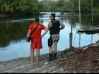 Pescadores encontram corpo em rio na Grande João Pessoa