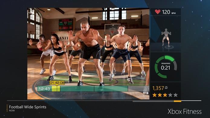 Xbox Fitness (Foto: Divulgação/Microsoft)