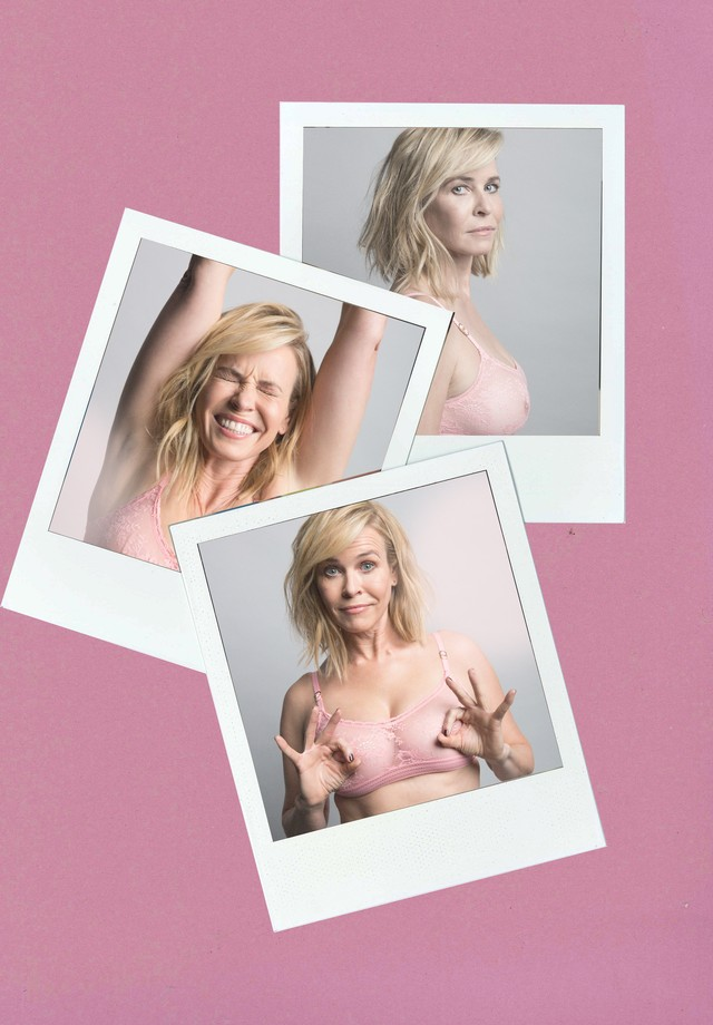 Chelsea Handler para Stella McCartney (Foto: Divulgação)
