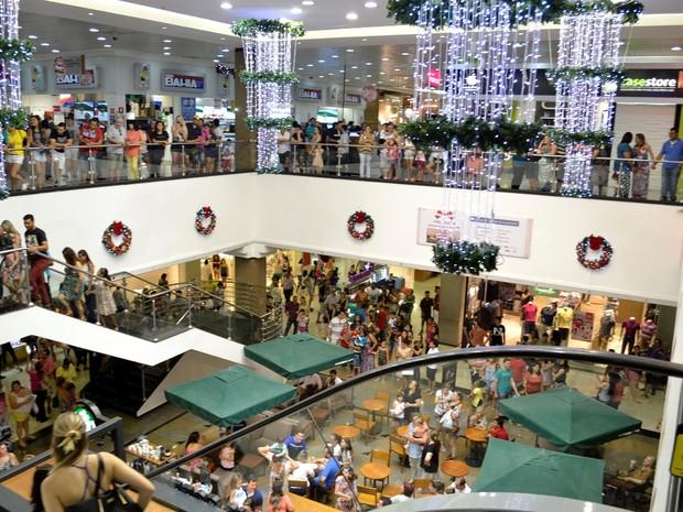 Shopping espera um movimento maior para a Black Week deste ano (Foto: Divulgação)